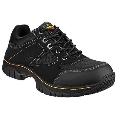 Dr martens gunaldo unisex safety shoe shoes for Amazon dr martens