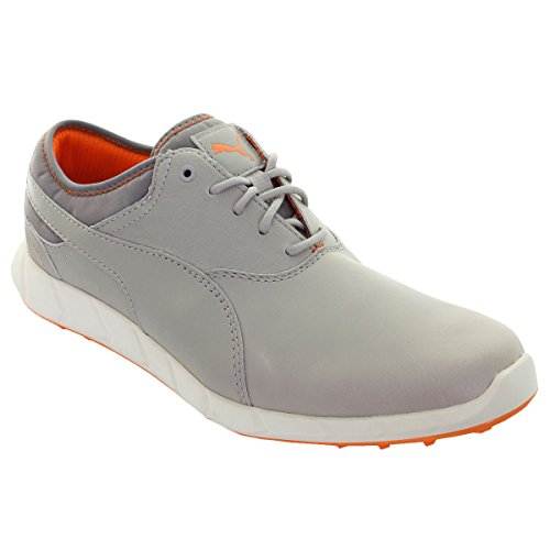 Puma Ignite Golf - drizzle-vibrant orange, Größe:10.5