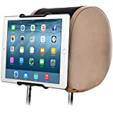 "TFY Car appuie-tête Mont, for 7 pouce to 11 pouce Comprimé ordinateur personnel - Apple iPad,iPad4(iPad 2&3),iPad Air(iPad5),iPad Mini 4, iPad Pro 9.7"" - Samsung Galaxy Tab 2,Galaxy Tab 3,Galaxy Note - Google Nexus 7,10 - Asus Transformer Book,MeMO Pad HD 7 - Microsoft Surface Pro,Surface RT - Dell Venue 8 Pro,Venue 7 - Lenovo IdeaTab - Sony Xperia Tablet Z and More"