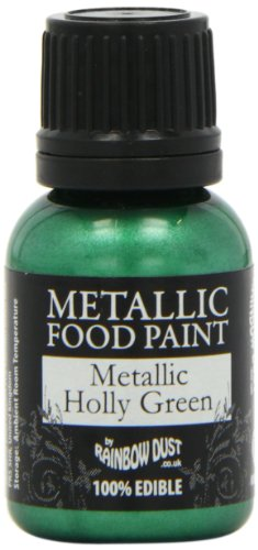 metallic-holly-green-food-paint