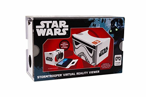 Preisvergleich Produktbild Star Wars Stormtrooper Virtual Reality Viewer