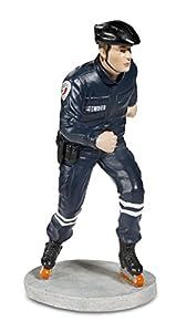 Katerina Prestige-Figura Policía en Patines en línea, pol021