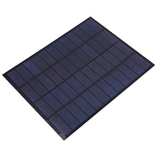 Adopta el silicio policristalino de grado superior, la tasa de conversión es del 17%, le ayuda a aprovechar la luz solar para obtener electricidad de manera rápida y eficiente. Totalmente ahorro de energía y respetuoso con el medio ambiente. La carga...