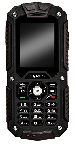 Cyrus CYR10049 Handy CM6 Dual Sim schwarz