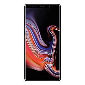 Samsung Galaxy Note 9 (Midnight Black, 128GB Memory)