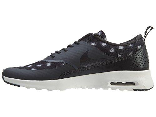 Nike Wmns Air Max Thea Print, Scarpe sportive, Donna Nero