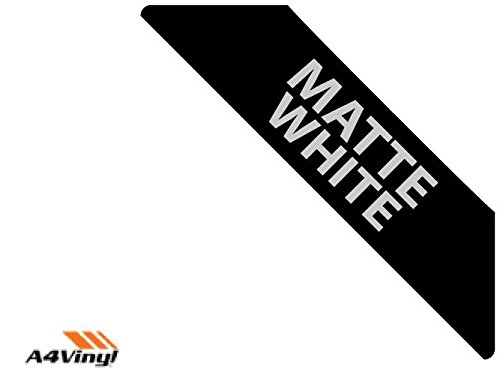 Vinilo imprimible A4hoja blanco 297x 210mm mate 5x autoadhesivo adhesivo papel