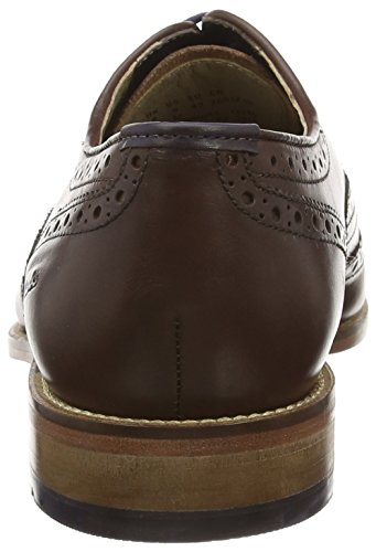 Clarks Penton Limit, Chaussures de ville homme Marron (Chestnut Leather)
