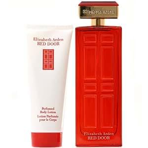 Elizabeth Arden - Coffret Red Door - Coffret eau de toilette Femme - 100ml