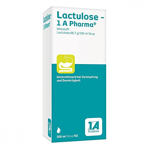 Lactulose-1A Pharma 500 ml