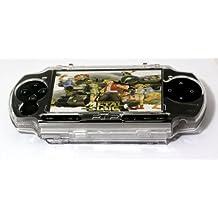 Crystal Case Schutzhülle Aufbewahrungsbox Crystal Case Pro für die Sony PSP Slim und Lite