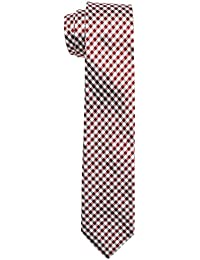 Tommy Hilfiger Tailored Tie 7.5cm Ttschk16209 - Cravate - Homme