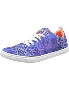 Desigual Damen Camden Denim Beach Sneakers