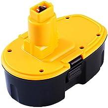 Forrat 18V 3.0Ah Ni-Mh Baterias de herramienta eléctrica Repuesto Batería para Dewalt DC9096 DE9039 DE9095 DE9096 DE9503 DW9095 DW9096 DW9098