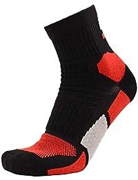 Lizes Calcetines de baloncesto de la parte inferior de la toalla de las mujeres calcetines atléticos