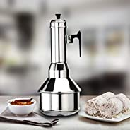 Raj-2724316392120, South Indian Puttu Maker-Kpk003, Silver