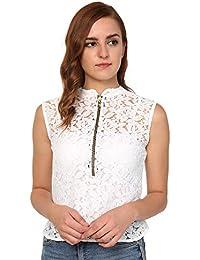 a064eec9a3b Amazon.in: Net - Tops, T-Shirts & Shirts / Western Wear: Clothing ...