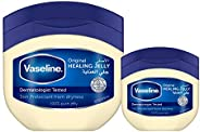 Vaseline Petroleum Jelly Original, 450 ml + Petroleum Jelly Original, 100 ml