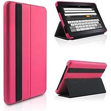 Marware MicroShell folio - Funda ligera para Kindle Fire, color rosa (Sólo sirve para el Kindle Fire)