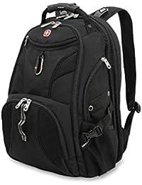 f3e3511b1c7f Backpack -Scansmart  Black - 19002215