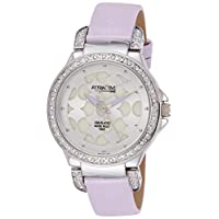 Q&Q Casual Watch For Women Analog Leather - DA81J311Y