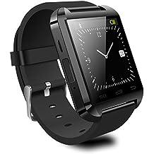 "NK NK-SW3057-AN - Smartwatch (1.44"", micro SD, Bluetooth) color negro"