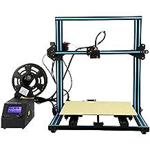 Aibecy CR-10 S5 i3 Stampante 3D Auto-assemblare 500 * 500 * 500mm con Filamento Run-out Rilevazione Funzione di Stampa Riprendere