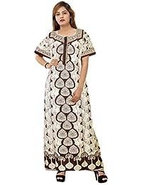 4001e4d87c Amazon.in  Beige - Nighties   Nightdresses   Sleep   Lounge Wear ...