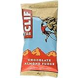 Clif Bar Barres Chocolat Fudge et Amande 68 g - Boite de 12 (816 g au total)