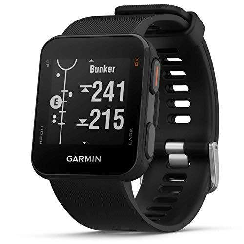 Garmin Approach S10 Black GPS Golfuhr, Schwarz, M - 3