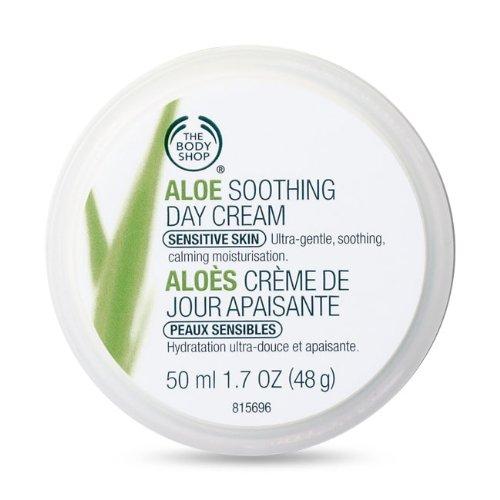 Beruhigende Aloe Tagescreme 50 ml für empfindliche Haut / Beruhigende Aloe Nachtcreme 50 ml für...