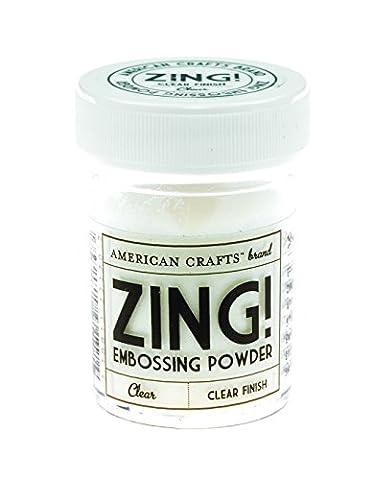 American Crafts 1 oz Clear Embossing Powder