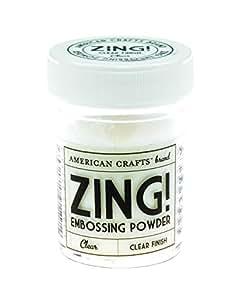 Zing!Polvere di goffratura chiaro 1 oncia-