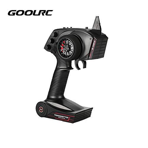 Ursprüngliche GoolRC TG 3 2,4 GHz 3CH Digital Radio Fernbedienung Sender mit Empfänger für RC Auto Boot