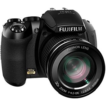 Fujifilm FinePix HS10 Digital Camera - (10MP, 30x Wide Optical Zoom) 3 inch Tilting LCD