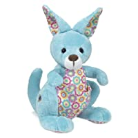 Webkinz Springy Kangaroo Plush Toy with Sealed Adoption Code