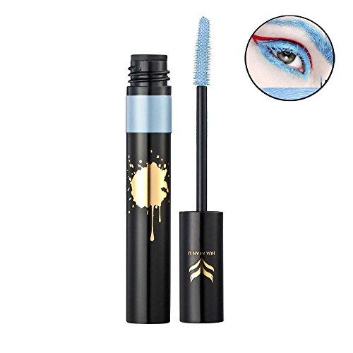 farbige wimperntusche niceEshop(TM) Wasserdichte Lash Mascara 1.23 Fluid Unze von HUAMIANLI