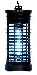 Windhager Lichtfalle Mückenfalle Insektenfalle Insktenvernichter Mosquito-Stop Profi, UV-Lampe 9W 03531