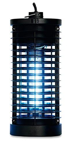Windhager Lichtfalle Mückenfalle Insektenfalle Insktenvernichter Mosquito-Stop Profi, UV-Lampe 9W  03531 - Langwellige Uv-lampe