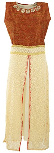 Shree Krishna Boutique Women's Net Kurta