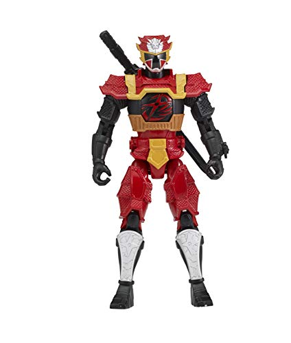 Red Lion Fire Armour Figur ()