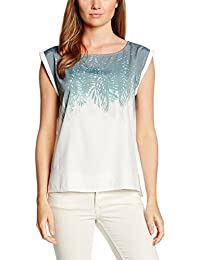 Mustang Damen Bluse Palm Leaf Blouse