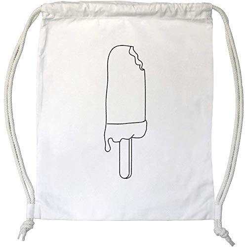 DB00007411      Diseño original por Sophia Dunn.   Haz una declaración con este fantástico bolso con cordón. La bolsa es fácil de transportar con dos cuerdas resistentes en los hombros. Esta bolsa es fuerte, duradera e impresa en un lado. La ...