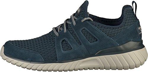 Skechers 52822 Nvy, Sneaker Uomo Blu scuro