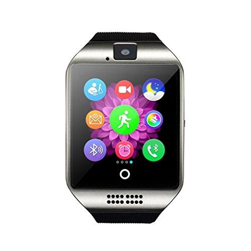 """Nowear Q18 1.54\"""" TFT 240x240 Smart Watch Bluetooth 3.0 Sitzende Schlaf-Monitoring-Screen-Uhr Erinnern"""