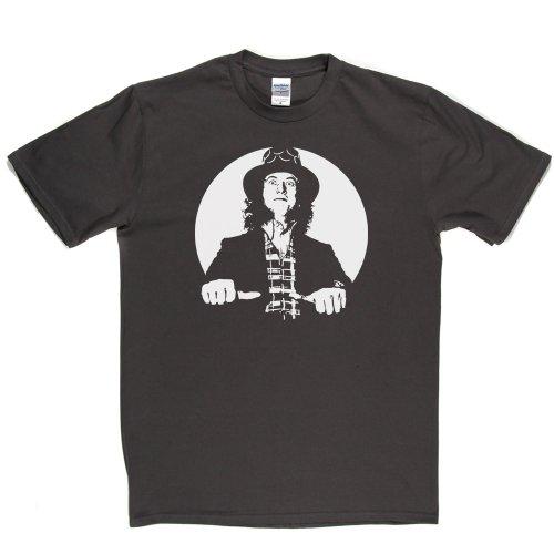 Noddy Portrait Classic Rock Tee T-shirt Grau