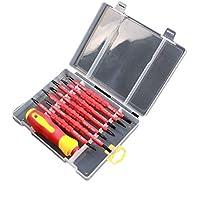 MUANI 7 in 1 Multi-Purpose Repair Tool Kit Double Head Magnetic Präzisions-Schraubendreher-Set für Laptop-Telefon preisvergleich bei billige-tabletten.eu