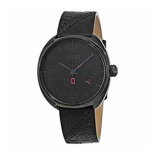 Fendi Momento Automatic Black Dial Mens Watch F202611011