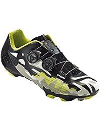 Northwave Blaze Plus zapatilla de ciclismo zapatos de Camo/ - Colour negro multicolor Talla:42 UE