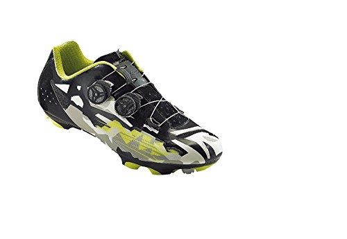 Northwave Blaze Plus per bici da corsa scarpe spd Camo/Black, Uomo